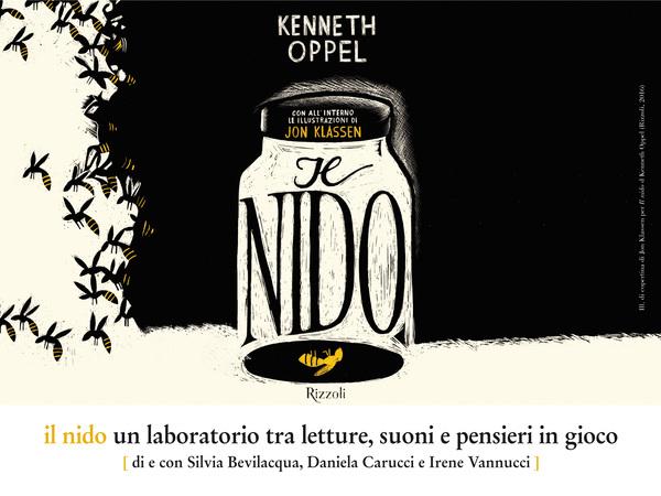 card IL NIDO_fronte